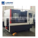 SCK6340 SCK6350 CNC turning center slant bed cnc lathe machine price
