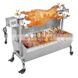 New Type Electric Rotary Barbecue Grill/Charcoal Rotisserie,Lamb Pig Roaster