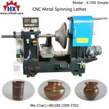 Hongxiang X-550 Cheap price Simple cnc metal spinning lathe machine for sale