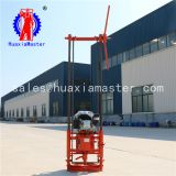 Light weight small volume gasoline engine sampling drilling machinery for sale
