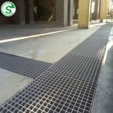 Factory hot sale swimming pools cover grating trench drain channel stainless steel grate