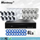 CCTV 16chs 2.0MP HD H. 265 Video Security IP Camera Poe NVR Kits for Home Security