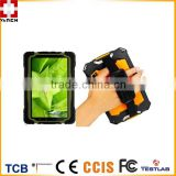 Rugged NFC/UHF RFID Handheld Access Control Card Reader with GSM/WIFI