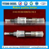 common rail injector 0445120059 fuel injection for diesel geniuine parts fuel injector 0 445 120 059