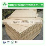 Hot Sale best quality of melamine plywood ,cheap plywood price,film faced plywood in SHENGZE WOOD