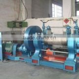 high production efficiency durable use open rubber mixing mill