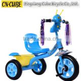 Popular children tricycle kids 3 wheel pedal car for sale                                                                                                         Supplier's Choice