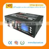 Audio 8 way catv splitter YT-688D with usb/tf
