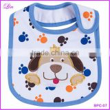Baby Bib Infant Saliva Towels Newborn Wear Burp Cloths 0-3 years Baby Bib Cute Cartoon Waterproof Soft Babies Bibs