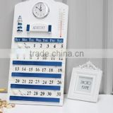 desk calendar,wall clocks with day and date,made in china                                                                         Quality Choice