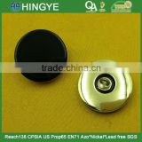 28mm Enamelled Metal Shank Button For ladies Coats --- MJ5863
