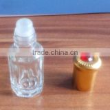 3ml 5ml wholesale cheap arabian roll on glass perfume bottle