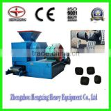 low consumption charcoal fire wood briquette making machine