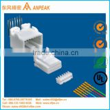 12PIN Right Angle PCB Mounted Automotive 12 PIN Female Male Connectors for Vehicle Confort and Convenience System