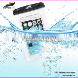 [Somostel] Waterproof phone bag case size for Samsung iPhone PVC waterproof phone bag With lanyard