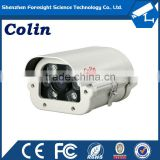 Colin 800tvl hot cctv video security camera low price 6 ir led panasonic cctv camera