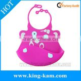 china supplier wholesale good quality baby bib packaging Cute Animal Baby Bibs