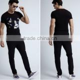 Designer OEM men short sleeve casual hoody clothing                                                                         Quality Choice