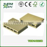 Y Star WPC /Outdoor WPC Decking/ Wood Plastic Composite Decking Manufacturer /Direct Factory
