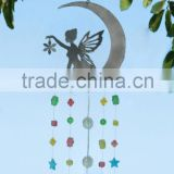 Angel Wind Chimes with Solar Light Garden Decoration Wholesale