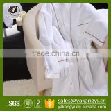 Wholesale Low Price White100% Cotton Hotel Waffle Bathrobe                                                                         Quality Choice