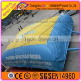China supply inflatable big air bag for skiing/snowboard/BMX/bike