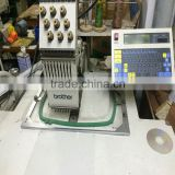 used Brother single head Embroidery Machine industrial sewing machine prices