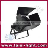 150W cob Led Par Light with barn door RGB/White color COB Par Disco Light