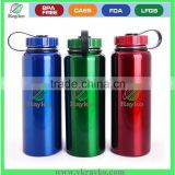 Beautiful stainless steel baby water bottle
