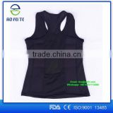 Hot Body Shaper T-shirt Stretch Neoprene Slimming Shapers Vest, Body Control Vests sweating Thermo Shaper tops