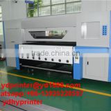 Digital inkjet direct to garment printer with Starfire 1024 head, roll to roll garment printing machine
