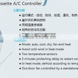 ZL-U30A universal ceiling cassette a/c control system pcb board air conditioner remote control