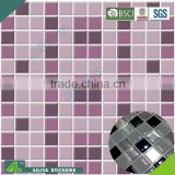 BSCI factory audit decorative vinyl 3d tile import removable pvc bathroom waterproof self adhesive vinyl wall tiles