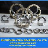 Made in China good quality cheap price stainless steel plane sliding Thrust ball bearing Thrust bearing 51124