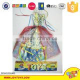 New product wholesal making 11 inch girl doll clothes made in ChengHai