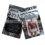 Men Underwear Packaging Bags Plastic Bag For Underwear Retail Package For Boxers And Briefs With Orignal                                                                         Quality Choice