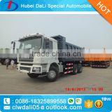 Shacman 16 cubic meter 10 wheel dump truck for sale                                                                         Quality Choice