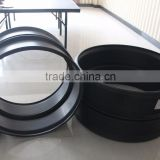 customized conduit shaft pipeline shaft international standard thermoforming plastic products