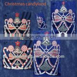 Happy tree all size Christmas candy crown