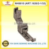 Industrial Sewing Machine Parts NECCHI Machine Compensatore Feet Single Needle NH8810 (ART.1626/2-1/32) Presser Feet
