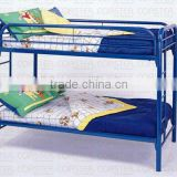 2015 light blue color space saving bed for child durable and safe
