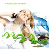 Shenzhen Factory price colorful plastic B-9026B mp3 player sport headphone
