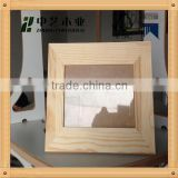 Wholesale Trade Assurance Unfinished customized art mind wooden photo frames                                                                         Quality Choice