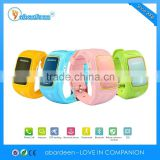 GPRS wrist watch mobile phone with two way communication Bluetooth anti-lost