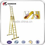 commercial retractable fold fire emergency escape ladder for home