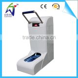 High quality auto shoe cover dispenser machine hospital