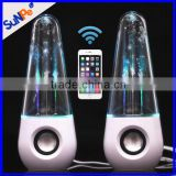Wireless LED Light Show Fountain Water Dancing Bluetooth Speakers Music Stereo Subwoofer Speakers GuangDong Factory