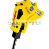 Durable in use best selling side for soosan hydraulic breaker