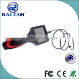 450K resolution D8.5mm flexible tube endoscope for combustion chamber inspection