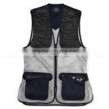 clay shooting vest/shooting vest